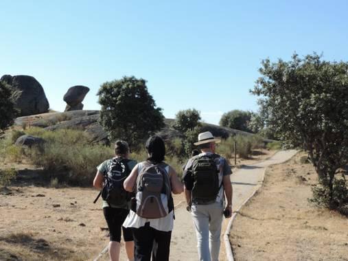 Info en Hamelin: Excursión a los Barruecos - Actividad  (Malpartida de Cáceres)