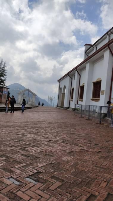 Cesarjimenezarcia en Hamelin: Monserrate tours - Actividad  (Bogotá, D.C.)