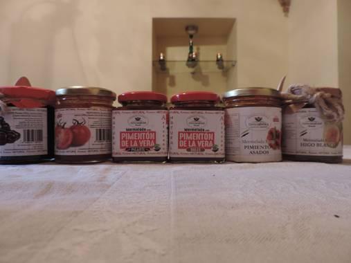 Info en Hamelin: Dulces sabores de Extremadura - Actividad  (Casar de Cáceres)