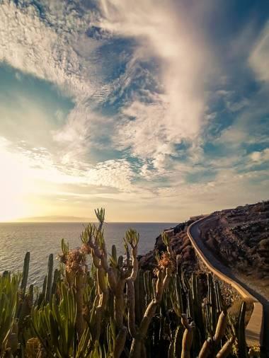 Mvchc0915 en Hamelin: Paisaje  (Adeje), #adeje #tenerife #spain #landscape #view #southside #nikon_photographer #nikon #beached #capture #travelholic #lati...