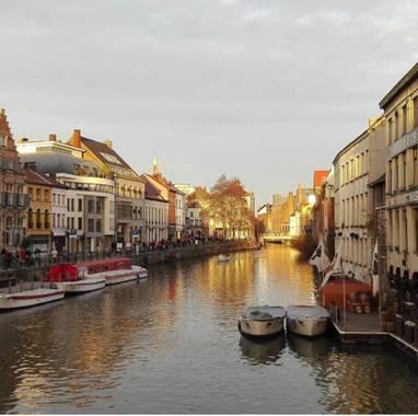 Sayurigion en Hamelin: Paisaje  (Brugge), Brujas #macrofoto20