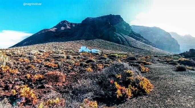 Óliver📷 en Hamelin: Paisaje  (Buenavista del Norte), El Parque Rural de Teno es uno de los espacios naturales más bellos de Tenerife, aislado debido a sus...