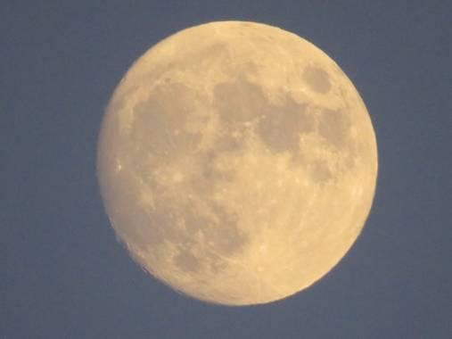 Solerantonio2 en Hamelin: Paisaje  (Almería), Luna llena total a las 21 y 30 del 22 7 2021