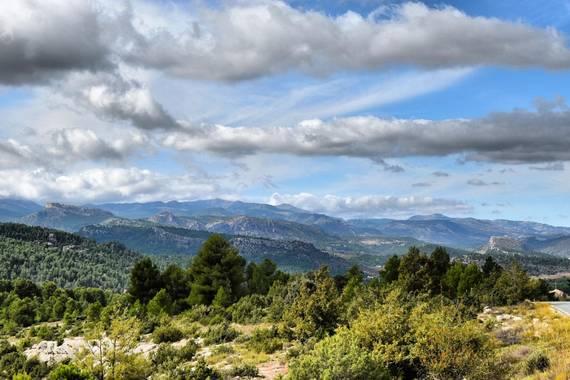 Leonor Sol en Hamelin: Paisaje  (Murcia), #Noroestedemurcia #sabinar #regiondemurcia #otoño #nerpio