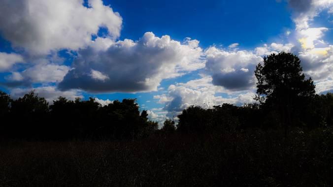 𝐕𝐄𝐑𝐎𝐍𝐈𝐂𝐀 en Hamelin: Paisaje, #nubes