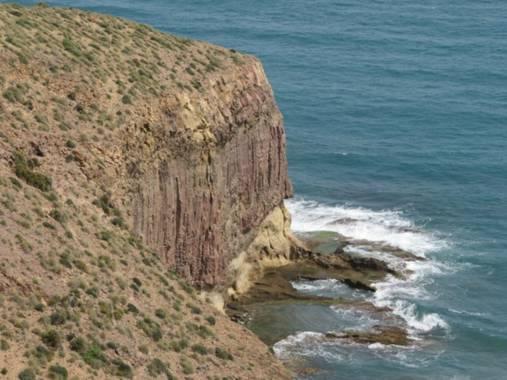 Solerantonio2 en Hamelin: Paisaje  (Níjar), Punta negra cabo  De gata