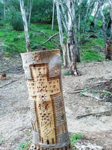 Yob93 en Hamelin: Paisaje  (Málaga), #arboles #bosque #tronco #malaga