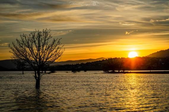 Florentinoeugenio en Hamelin: Paisaje  (Manzanares el Real), #atardecer