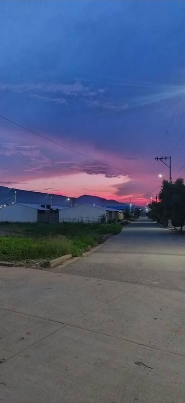 Laojeda07 en Hamelin: Paisaje  (Hatonuevo), Hatonuevo la Guajira Amanecer colorido 🔥