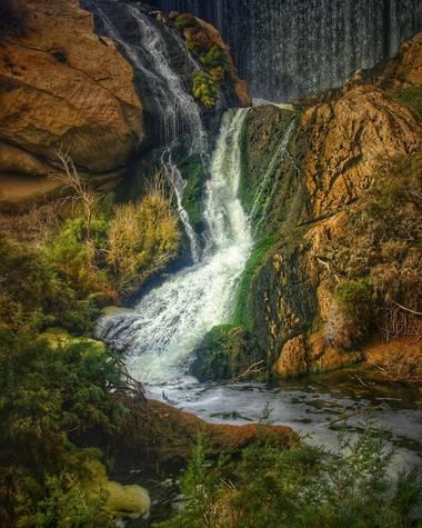 Caferhin en Hamelin: Paisaje  (Elche), #otoño20 #pantanoelx  Ruta corta pero gratificante, junto al río Vinalopó.