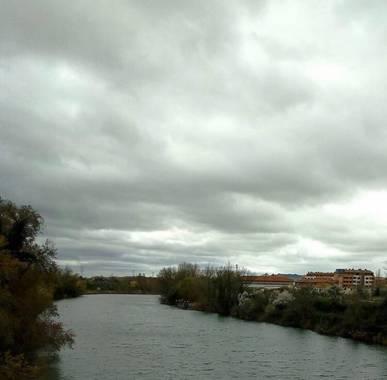 Fedilop en Hamelin: Paisaje  (Valladolid), Río Pisuerga Valladolid