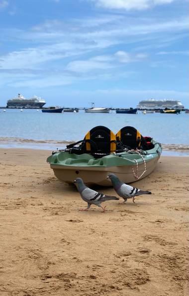 Zetadeuve en Hamelin: Paisaje  (Santa Cruz de Tenerife), #tenerifelicidad #playalasteresitas