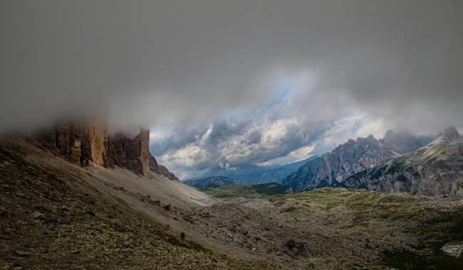 david en Hamelin: Paisaje  (Sesto), #apfb Tre cime di lavaredo / dolomitas / Italia