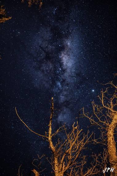 herediaj618 en Hamelin: Paisaje  (Ascochinga), Nada más lindo que mirar las estrellas...