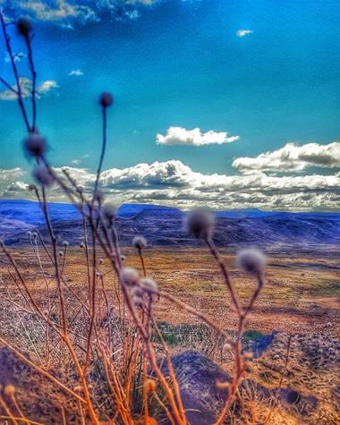 tattuz586 en Hamelin: Paisaje  (Junín de los Andes),  #patagoniaargentina  #casual #samsung #cieloazul #paisajedemontaña
