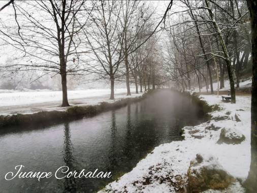 Juan Pedro Corbalan Corbalan en Hamelin: Paisaje  (Caravaca de la Cruz), #invierno20#