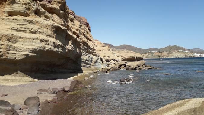 Solerantonio2 en Hamelin: Paisaje  (Níjar), Calas de los escullos