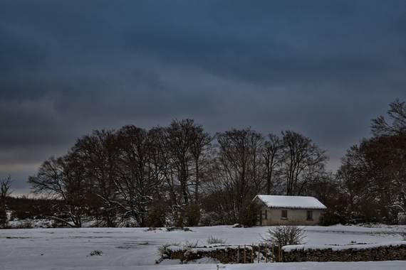 Henar en Hamelin: Paisaje  (Navarra), #paisaje #nevada #invierno20 #paisajesconencanto