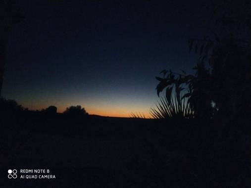 Isabeluchii 🤪 en Hamelin: Paisaje  (Fernán Núñez), Al anochecer