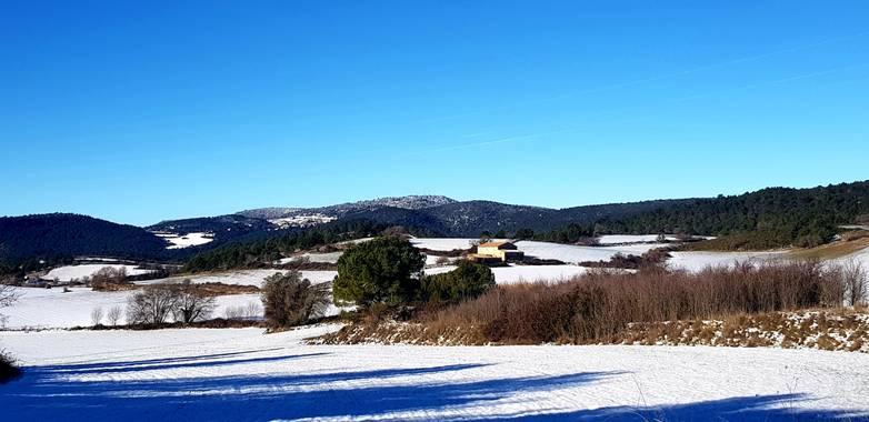 Agueda Animalista en Hamelin: Paisaje, Las Montañas 🗻 de #FontRubi #AltPenedes #Barcelona #Invierno20