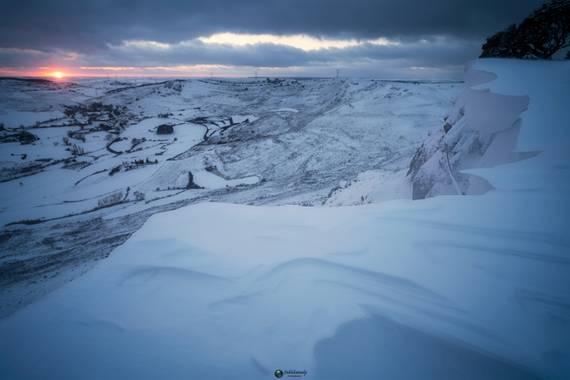 pablik-roseone en Hamelin: Paisaje  (Monasterio de Rodilla), Filomena nos deja helados #invierno20