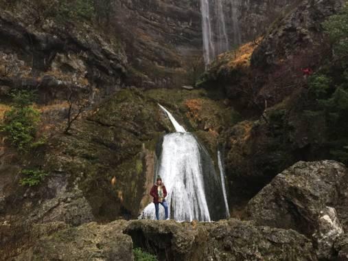 carogv1995 en Hamelin: Paisaje, #chorrosdelriomundo #sierradealcaráz #riopar #riosegura #bellezasdelanaturaleza