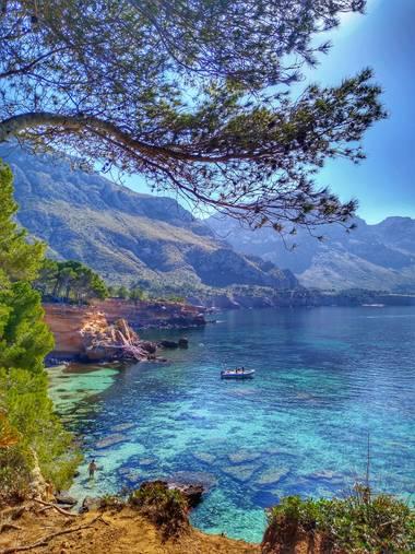 solecanale en Hamelin: Paisaje  (Artà), #paisaje #mallorca #isla #mediterraneo #mar
