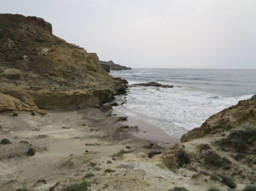 Solerantonio2 en Hamelin: Paisaje  (Níjar), Una cal del cabo de gata