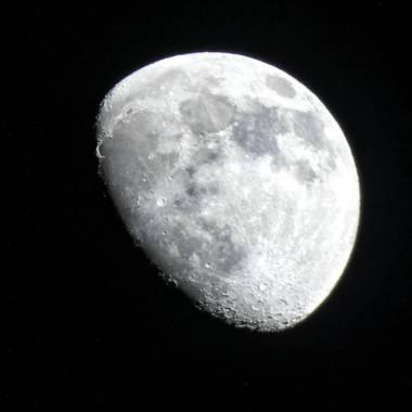 mariale en Hamelin: Paisaje, #luna #moon