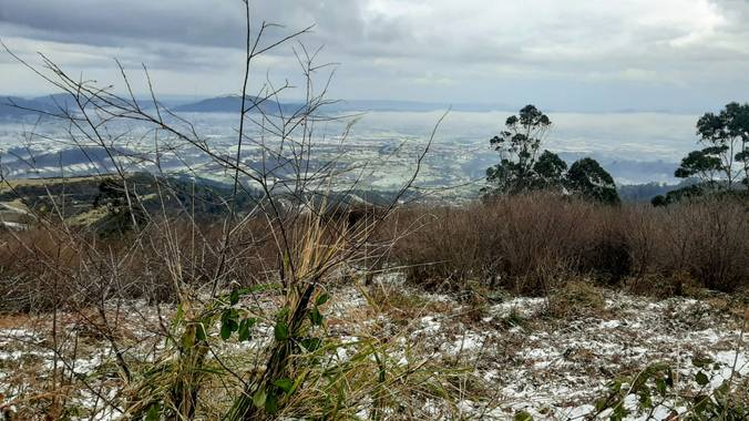 Conchivh en Hamelin: Paisaje  (Oviedo), #invierno20#elnarancooviedo