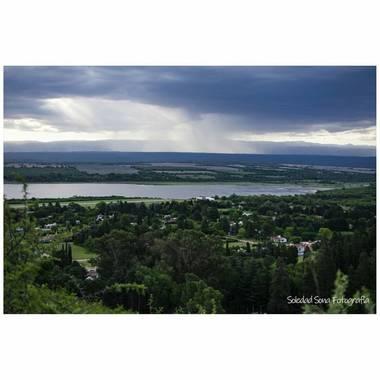 solesona09 en Hamelin: Paisaje  (Villa Rumipal), Vista de Villa Rumipal desde el Cerro