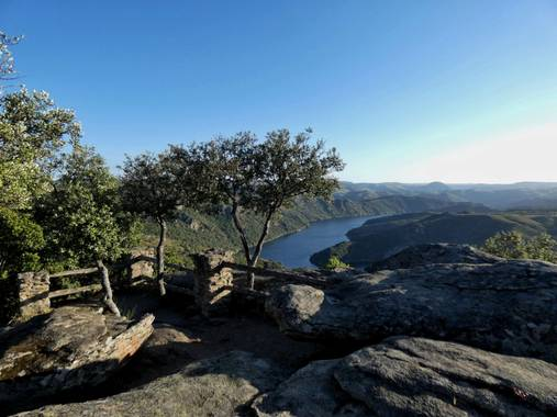 mariale en Hamelin: Paisaje, 📸 #marialemdza #Naturaleza #ParqueNaturalDeLosArribes #río #river #BlueSky  #azul #green #ParqueNaturalDeLosArribesDelDuero ...