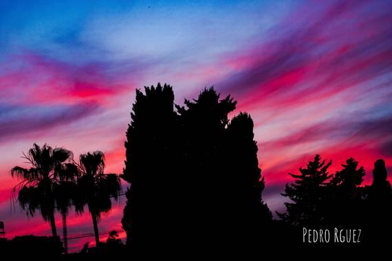 PEROMA_PHOTO en Hamelin: Paisaje  (Vélez-Málaga), Precioso atardecer en Torre del Mar