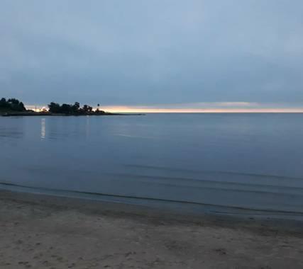K.loresosa en Hamelin: Paisaje, La paz d la playa...