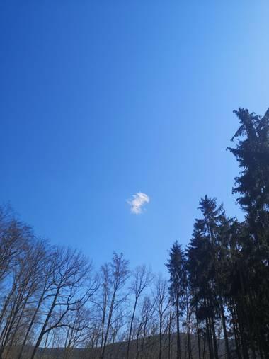 caluateq123 en Hamelin: Paisaje  (Sainte-Marie-aux-Mines), Cielo maravilloso