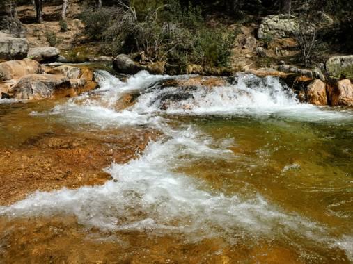 Creandoaficiones en Hamelin: Paisaje, Río Manzanares