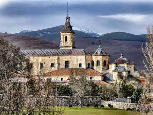rqsalcedo en Hamelin: Paisaje  (Rascafría), Monasterio del Paular