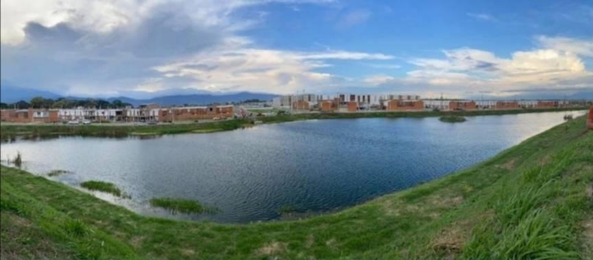 Amigomar197171 en Hamelin: Paisaje  (Candelaria), Lago Manzanares. #paisaje