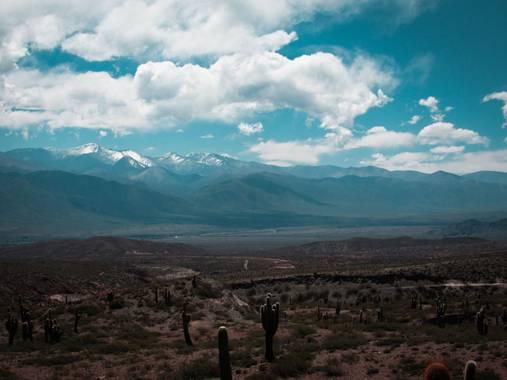Pikeriel en Hamelin: Paisaje  (Cachi), #landscape #cactus #paisaje #nieve
