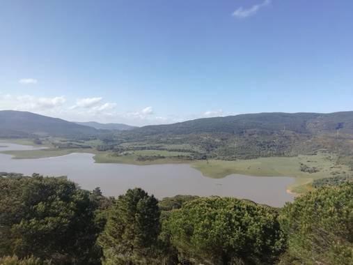 Noelia LLoret  en Hamelin: Paisaje, Embalse del Palancar, Los Barrios