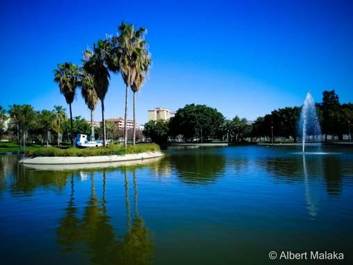 Albert Malaka en Hamelin: Paisaje  (Málaga), #Málaga #España # #Spain #Mundo #Europa