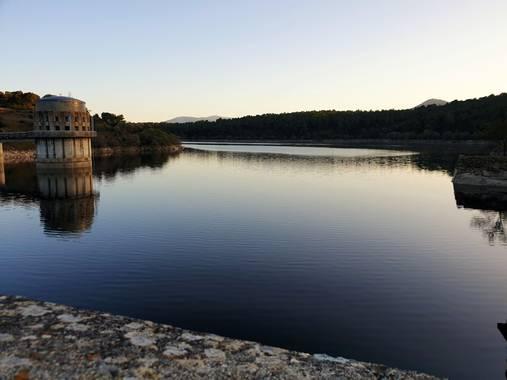 Mpordom en Hamelin: Paisaje  (El Atazar), #pantanodelatazar #paisaje #belleza