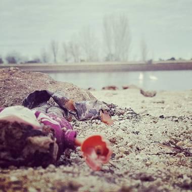 Ana Guillén en Hamelin: Paisaje  (Malpartida de Cáceres), Los restos del naufragio #losbarruecos