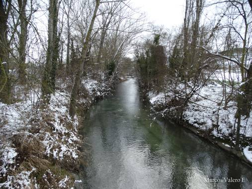 Marcos Valero Espinal  en Hamelin: Paisaje  (Biurrun-Olcoz), #invierno20