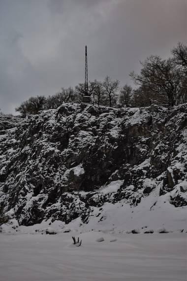 Henar en Hamelin: Paisaje  (Alsasua), #invierno20  #nieve    Esta foto esta sacada en la cantera vieja, ubicada  en localidad de Alsasua
