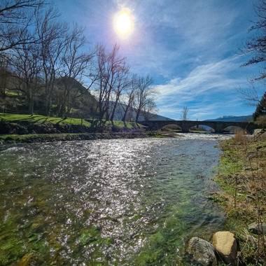 Marijohz en Hamelin: Paisaje, La belleza del Río Oja
