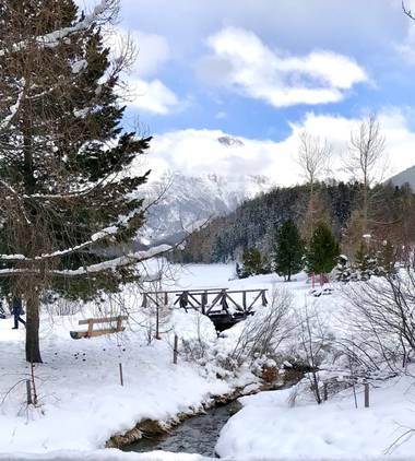 su en Hamelin: Paisaje  (Sankt Moritz), #Invierno20   Lago congelado de Sant Moritz