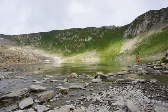 Bárbara  en Hamelin: Paisaje  (Les Avanchers-Valmorel), #invierno20 #paisaje20