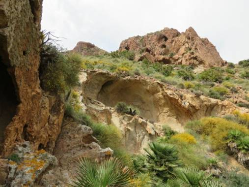 Solerantonio2 en Hamelin: Paisaje  (Níjar), Malformaciones naturales cabo de gata