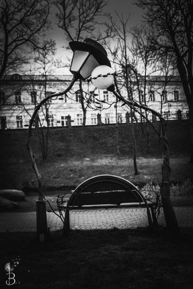 Conbyconv en Hamelin: Paisaje, #parquesyjardines de